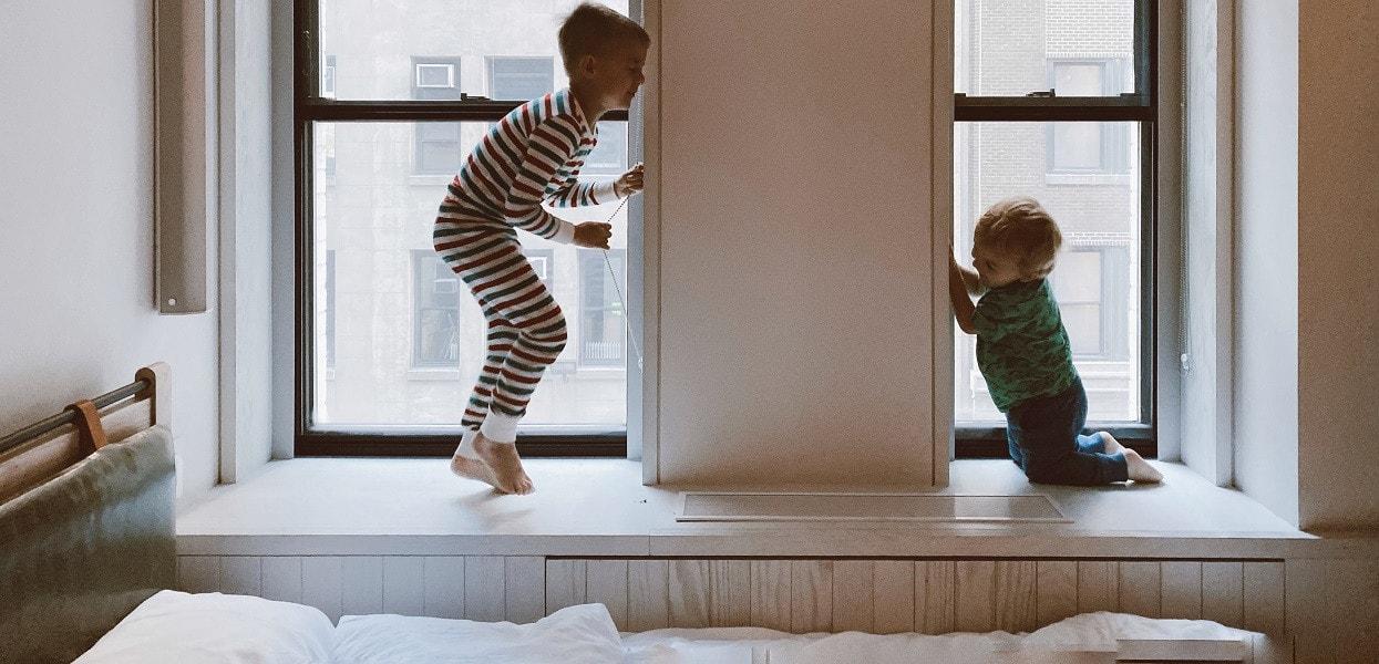 Problemy ze snem u dzieci