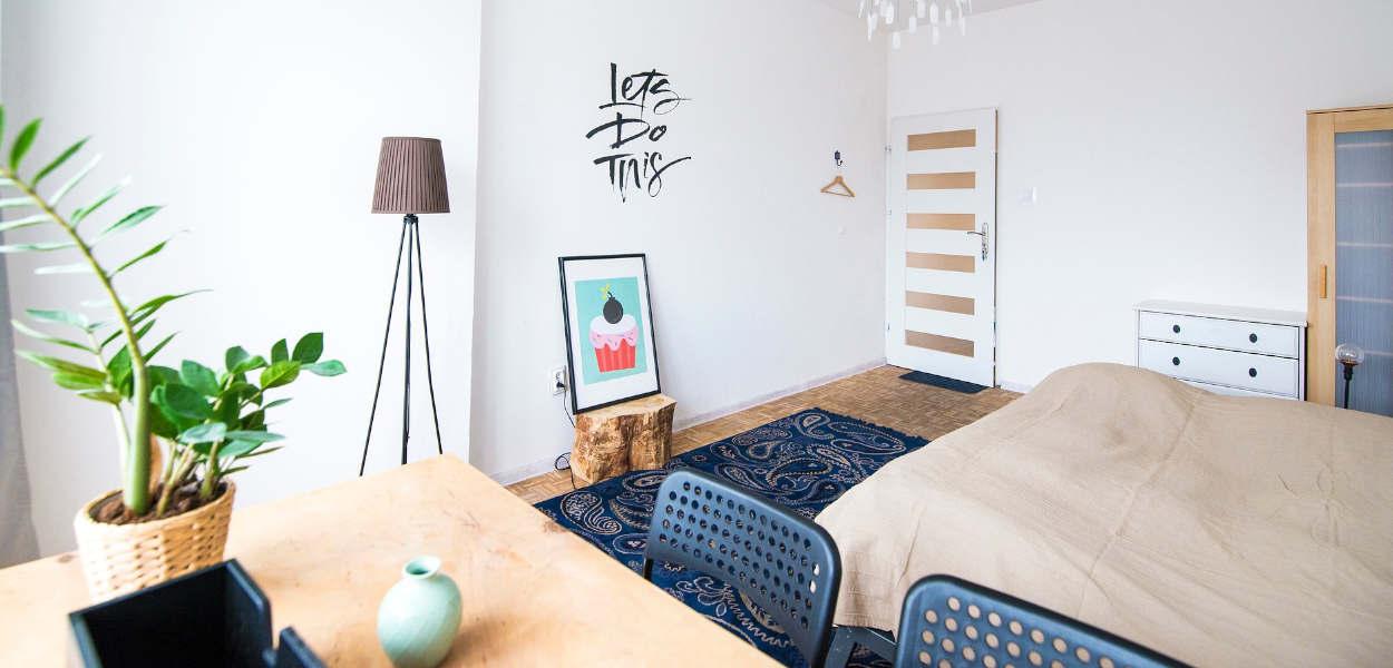 Urządzanie sypialni w małym budżecie