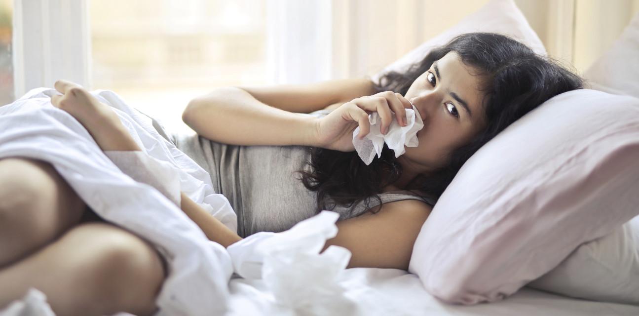 Jak uniknąć alergii w sypialni?